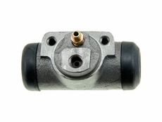 Right or Left Side Rear Wheel Cylinder, 1990-95 Jeep Wrangler YJ, 1997-00 Wrangler TJ, 1990-01 Cherokee XJ w/o ABS