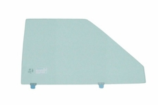 Right Side Door Glass, 1980-1986 Nissan Truck 720 Pick-up, Right Side