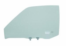 Right Side Door Glass, 1998-2000 Nissan Frontier Pick-up, Right Side