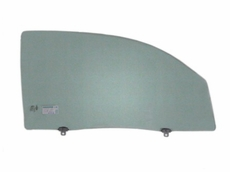 Right Side Door Glass, 2005-2007 Toyota Tacoma Std Cab, Right Side