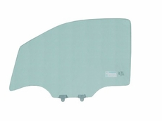 Right Side Door Glass, 2005-2008 Nissan Frontier Pick-up, Crew Cab, Right Side