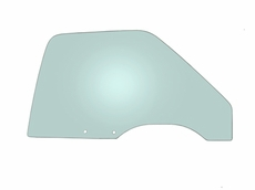 Right Side Door Glass, Ford Ranger, Std & Super Cab, 1989-1992, Right Side