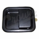 Right Side Outside Door Paddle Handle in Black, fits 1981-06 Jeep CJ, Wrangler