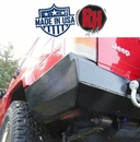 Rock Hard 4x4 1984-2001 Jeep Cherokee XJ Rear Bumper without Tire Carrier