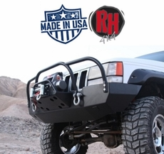 Rock Hard 4x4 1993-1998 Jeep Grand Cherokee ZJ Brush Guard