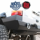 Rock Hard 4x4 1993-1998 Jeep Grand Cherokee ZJ Rear Bumper Only