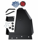 Rock Hard 4x4 2007-2017 Jeep JK Wrangler Oil Pan / Transmission Skid Plate, Short Arm/Factory Suspension