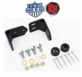 Rock Hard 4x4 Required Heavy Duty Rear Frame Brace Kit for 1976-1986 Jeep CJ