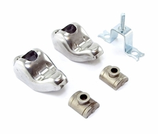 ROCKER ARM KIT, 1983-90 6 CYL 4.2L, (2 arms & 2 pivots & 1 bridge w/ stud)