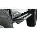 RRC Side Armor Guards, 87-06 Jeep Wrangler by Rugged Ridge