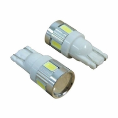 RT Off-Road 194 White LED Bulb Kit for 1984-2015 Jeep Applications
