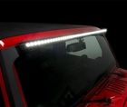 RT Offroad 50-inch LED Light Bar & Roof Bracket Kit for Wrangler JK