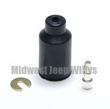 10 Pack of Rubber Shell Connector Kit Female End with 16 Gauge Wire, MS27142-3