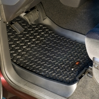 Rugged Ridge - All Terrain Front Floor Liner Mats - Dodge Ram 1500 2500 3500
