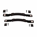 Door Pull Straps, 76-95 Jeep CJ and Wrangler by Rugged Ridge