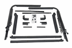 Factory Replacement Soft Top Hardware, 87-95 Jeep Wrangler by Rugged Ridge