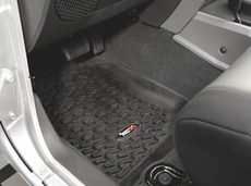 Rugged Ridge Jeep Wrangler JK Floor Liners