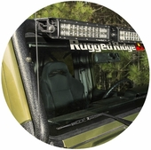 Rugged Ridge Light Bars & Brackets