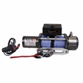 Performance 10,500 lbs Off Road Winch by Rugged Ridge with Synthetic Rope