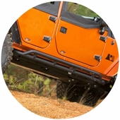 Rugged Ridge Rocker Panel Body Armor