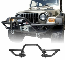 RRC Mount, XHD Modular Front Bumper, 76-06 Jeep Wrangler by Rugged Ridge