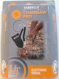Sabercut Hand Held Manual Survival Emergency Chain Saw