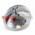 Sealed Beam Headlight, 6 Volt, Fits 1941-1945 Willys Jeep MB & Ford GPW Models