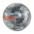 Sealed Beam Headlight, 6 Volt, Fits 1945-1957 Jeep CJ, Willys Pick-up Truck, Station Wagon