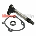 Sector Shaft Kit 1947-1963 Willys Truck, 4WD Station Wagon, 4WD Sedan Delivery