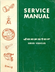 Service Manual Jeepster Series Vehicles