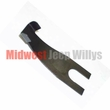Shift Lever Anti Rattle Spring, fits 1954-66 Jeep & Willys with Dana 18 Transfer Case