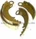 Brake Shoe Set, Shoes w/ Linings, Fits WWII 1/4 Ton, M100 Trailer