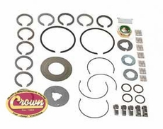 Small Parts Master Kit, fits 1967-75 Jeep CJ with T14A 3 Speed Transmission