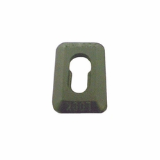 Soft Top Door Seal Clip, Left, 1987-1995 Wrangler