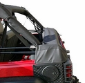 Soft Top Storage Boot, Black Diamond, 07-17 Jeep Wrangler JK 4-Door by Rugged Ridge