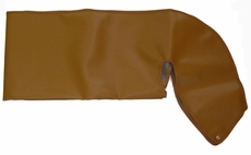 Soft Top Storage Boot, Spice, 46-91 Jeep CJ and Wrangler by Rugged Ridge