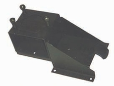 Spare Tire Carrier, 1950-1952 M38