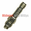Spark Plug for 24 Volt Waterproof Systems, Fits 1950-1971 M38, M38A1
