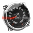 Speedometer Cluster Assembly, 0-90 MPH, fits 1957-1979 Jeep CJ3B, CJ5, CJ6, CJ7 Models
