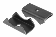 Weld On Leaf Spring Perch, 2.5-Inches Wide by Rugged Ridge