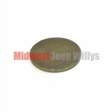 Steel Clutch Release Bellcrank Disc, Fits 1941-1971 MB, GPW, Jeep CJ and FC-150