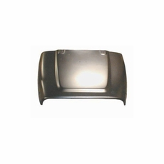 STEEL HOOD,  2000-06 WRANGLER & UNLIMITED (from 02/07/00) HOOD W/ SINGLE SPRAY NOZZLE HOLE