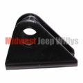 Leaf Spring Shackle Bracket Fits 1941-1966 MB, CJ2A, CJ3A, CJ3B, M38, M38A1, Pick-up, Station Wagon