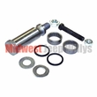 """Steering Bellcrank Repair Kit, 1-1/8"""" shaft, Fits 1963-1972 CJ5, Jeepster with V6"""