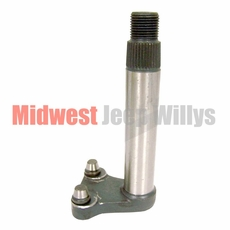 Steering Box Sector Shaft for 1950-1952 Willys Military M38