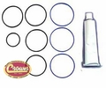 Steering Gear Seal Kit, 1987-95 Jeep Wrangler YJ, 1984-96 Cherokee XJ, 1993-96 Grand Cherokee�