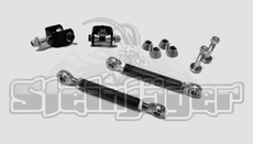 "Steinjager Front Sway Bar Link Kit, 4"" Lift, fits 1997-2006 Jeep Wrangler TJ"
