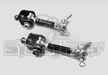Steinjager Quick Disconnect Front Sway Bar Link Kit, 6 inch lift, fits 1997-2006 Jeep Wrangler TJ