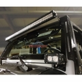 "Steinjager 2007-2017 Wrangler JK 50"" LED Light Bar and A-Pillar Mount Brackets"
