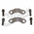 U-Joint Strap & Bolt Kit, Hex Head, fits 1976-2006 Jeep CJ, Wrangler, Cherokee, Grand Cherokee